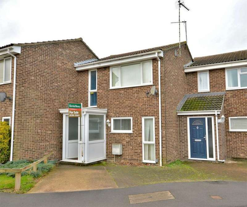 3 Bedrooms Terraced House for sale in 109 Ross Close, Saffron Walden