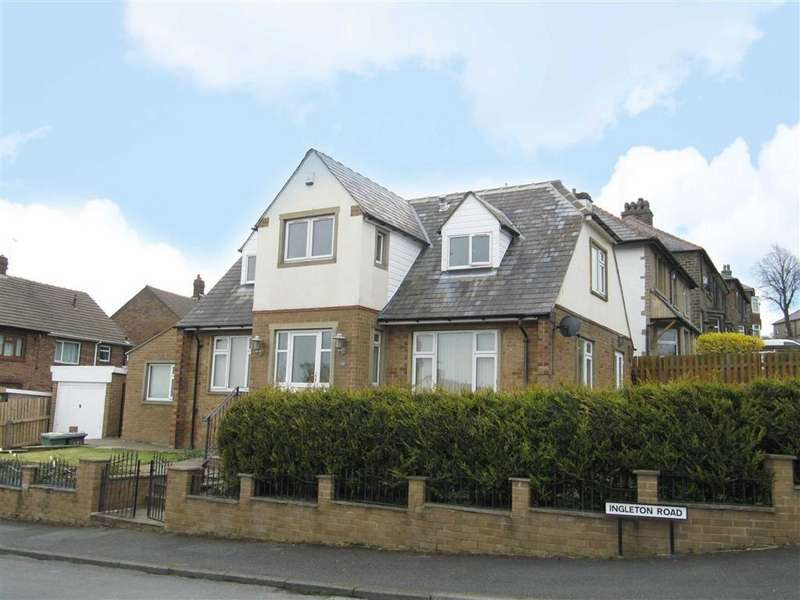 4 Bedrooms Detached House for sale in Ingleton Road, Newsome, Huddersfield, HD4