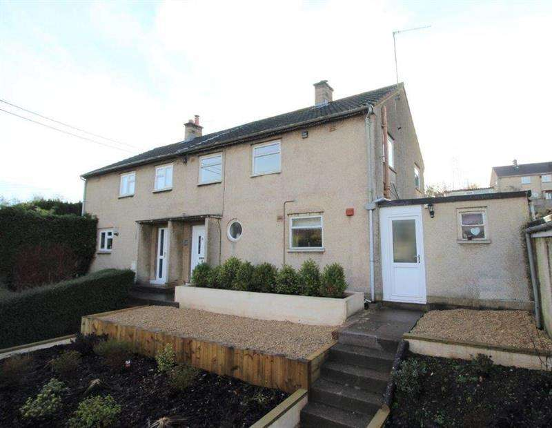 3 Bedrooms Semi Detached House for sale in The Daglands, Camerton, Bath