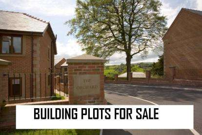 Land Commercial for sale in The Orchard, Barrowford, Nelson, Lancashire, BB9