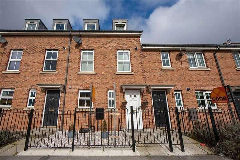 3 Bedrooms Terraced House for sale in Alexandrea Way, Battle HIll, Wallsend, NE28