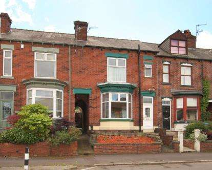 3 Bedrooms Terraced House for sale in Fraser Road, Sheffield, South Yorkshire