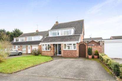 3 Bedrooms Detached House for sale in Monks Way, Peopleton, Pershore, Worcestershire
