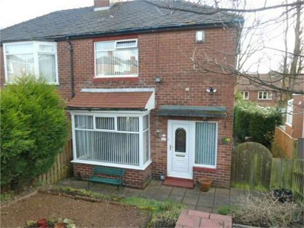 2 Bedrooms Semi Detached House for sale in Denhill Park, Newcastle upon Tyne, Tyne and Wear
