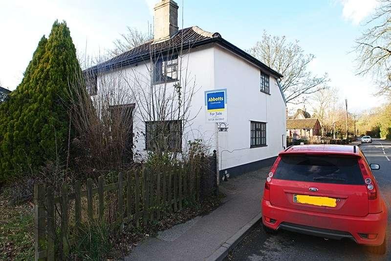 4 Bedrooms Cottage House for sale in Queen Street, Stradbroke, Eye