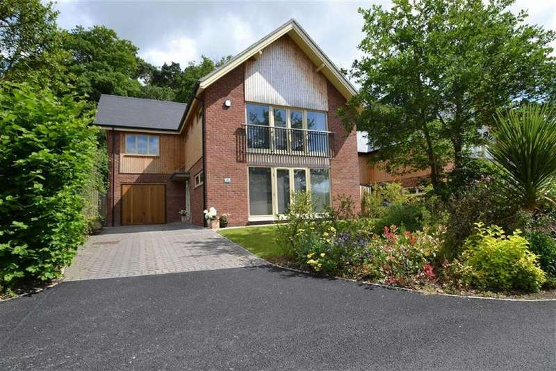 4 Bedrooms Detached House for sale in Lower Road, Harmer Hill, Shrewsbury
