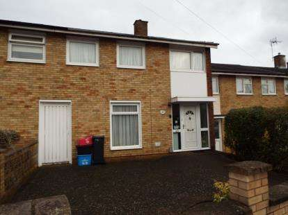 3 Bedrooms Terraced House for sale in Foxfield, Stevenage, Hertfordshire