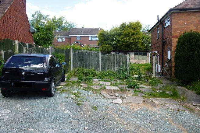 3 Bedrooms Semi Detached House for sale in 33 Building Plot Portley Road, Dawley, Telford, Shropshire, TF4 3JW