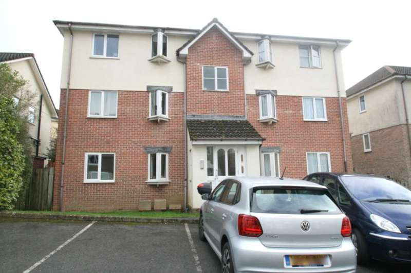 2 Bedrooms Flat for sale in Holne Chase, Widewell, Plymouth, PL6 7UA