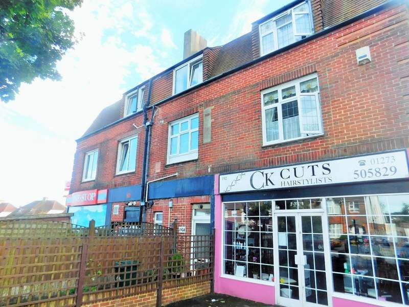 3 Bedrooms Maisonette Flat for sale in Nevill Road, Hove