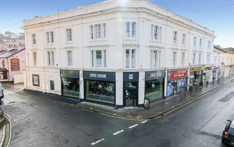 1 Bedroom Flat for sale in Queen Street, Newton Abbot