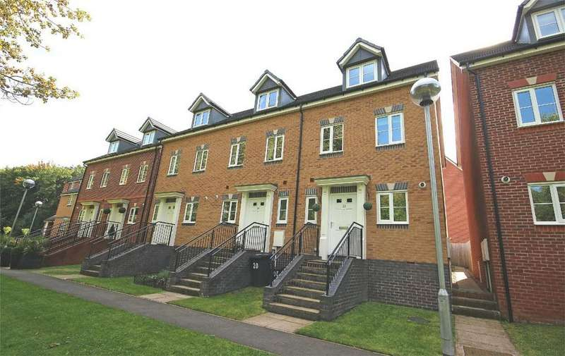 4 Bedrooms End Of Terrace House for sale in Clancey Way, HALESOWEN, West Midlands