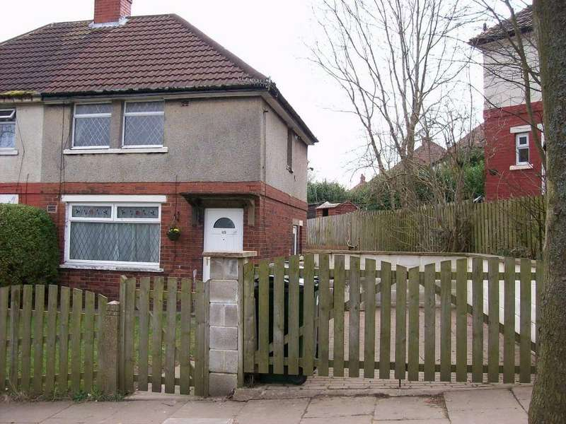 2 Bedrooms Semi Detached House for sale in Sowden Road, Daisy Hill, BRADFORD, West Yorkshire