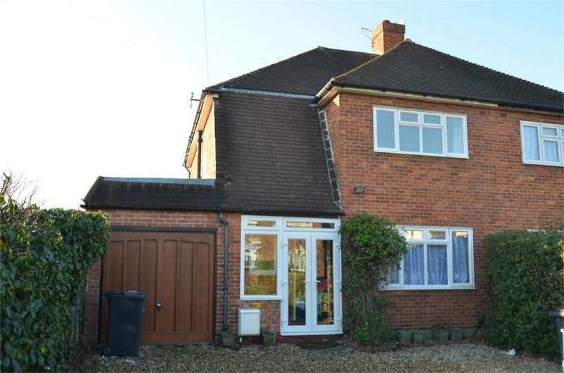 3 Bedrooms Semi Detached House for sale in Farm Lane, Shirley, Croydon, Surrey