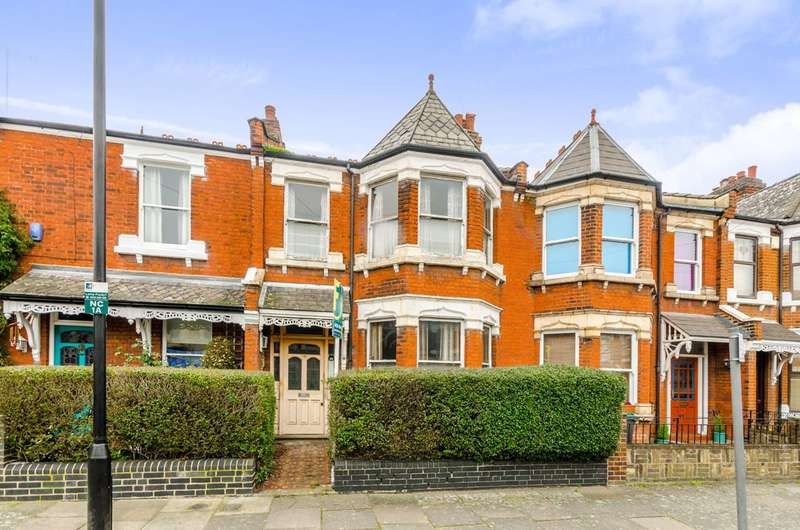 3 Bedrooms House for sale in Northcott Avenue, Bounds Green, N22