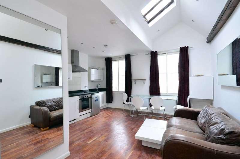 1 Bedroom Flat for sale in Canonbury Road, Islington, N1