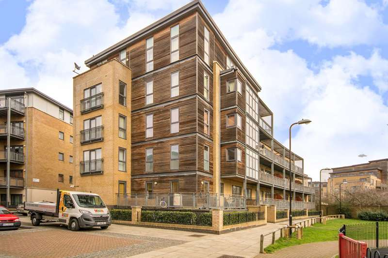 2 Bedrooms Flat for sale in Woodmill Road, Clapton, E5