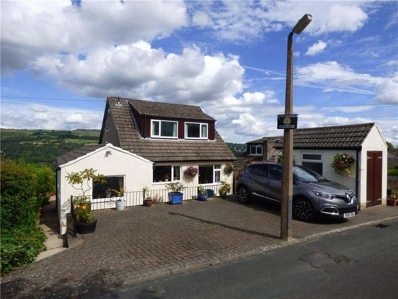 4 Bedrooms Detached House for sale in Bar House Lane, Utley, West Yorkshire