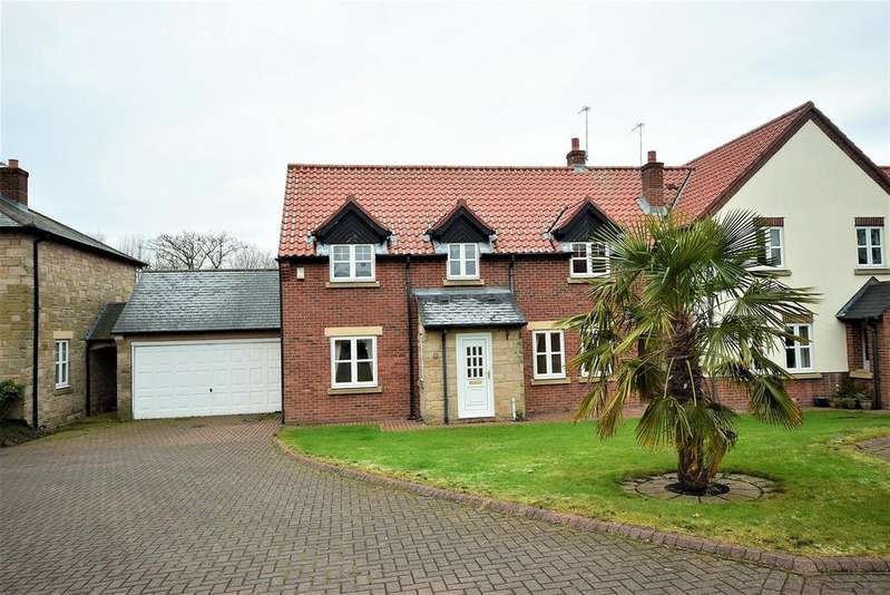 4 Bedrooms Link Detached House for sale in The Fold, Sunderland