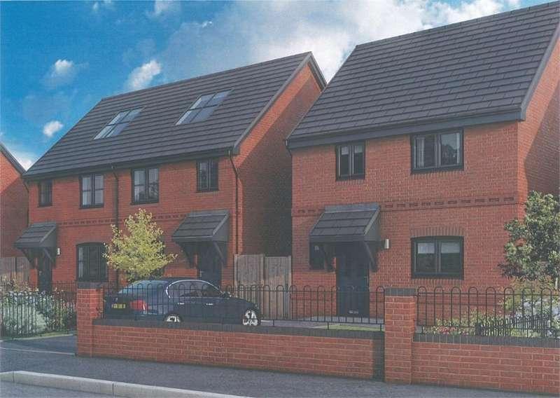 3 Bedrooms Semi Detached House for sale in Warburton Hey, Rainhill, PRESCOT, Merseyside