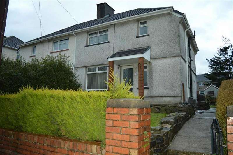 3 Bedrooms Detached House for sale in Brynllwchwr Road, Swansea, SA4