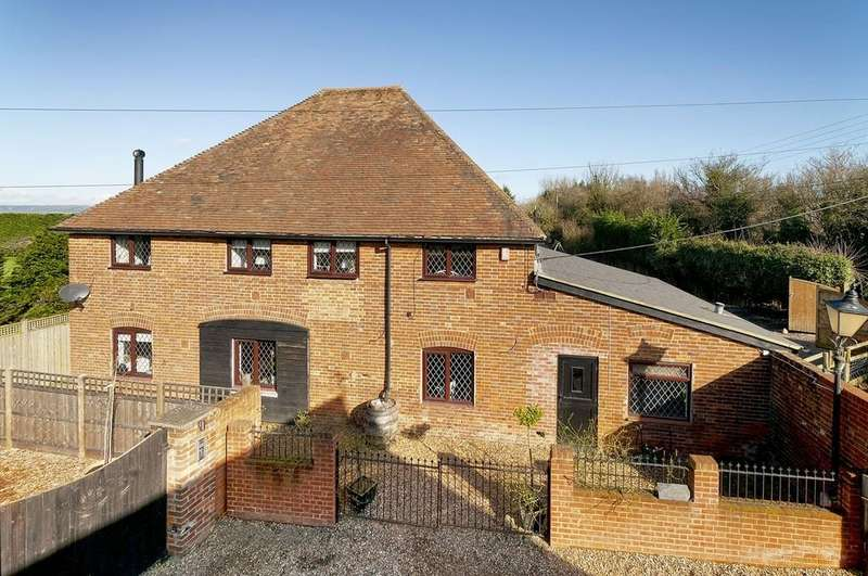 4 Bedrooms Barn Conversion Character Property for sale in Holly Farm Road, Otham, Maidstone