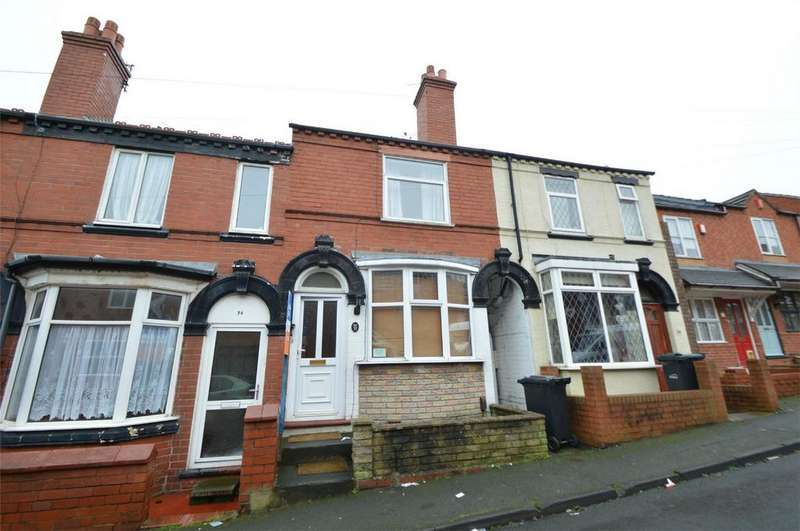 3 Bedrooms Terraced House for sale in King Street, Lye, Stourbridge, West Midlands
