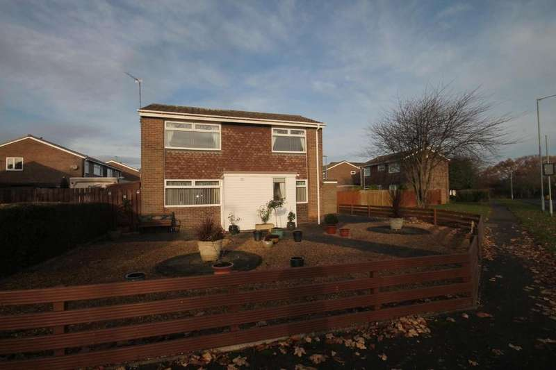 3 Bedrooms Detached House for sale in Birchwood Road, Marton-In-Cleveland