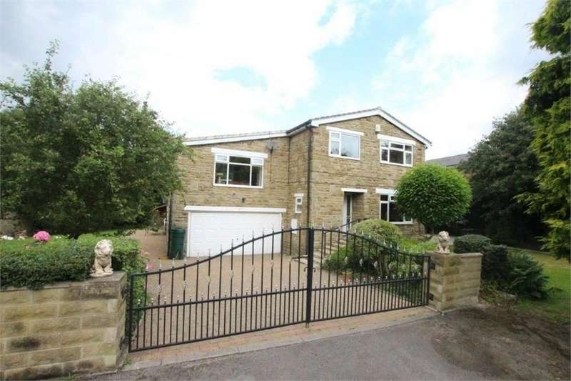4 Bedrooms Detached House for sale in Cawley Garth, HECKMONDWIKE, West Yorkshire