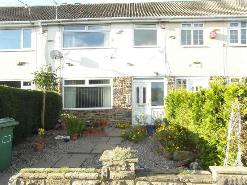 3 Bedrooms Terraced House for sale in Wyke Lane, Oakenshaw, Bradford, West Yorkshire