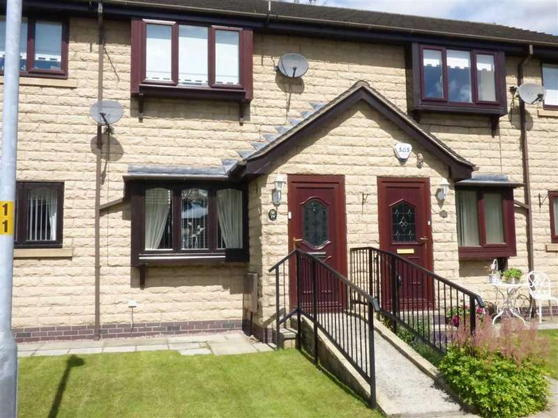 2 Bedrooms Retirement Property for sale in Highfield Gardens, Hollingworth, Hyde, Cheshire, SK14
