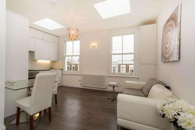 2 Bedrooms Flat for sale in Lyndhurst Way, Peckham Rye, SE15