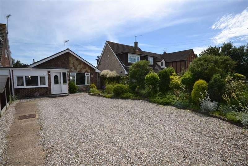 3 Bedrooms Bungalow for sale in Hullbridge Road, South Woodham Ferrers, Essex
