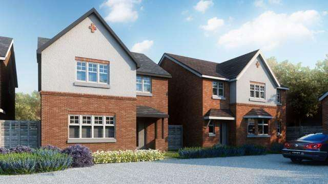4 Bedrooms Detached House for sale in Worcester Lane,Sutton Coldfield,West Midlands