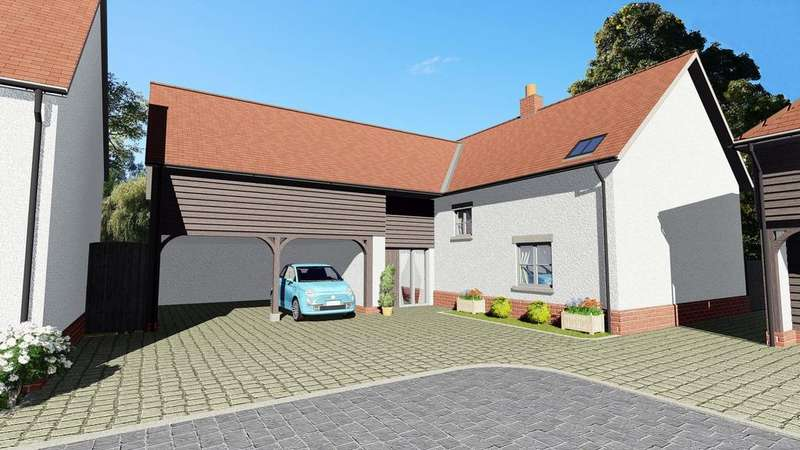 5 Bedrooms Detached House for sale in Warminster