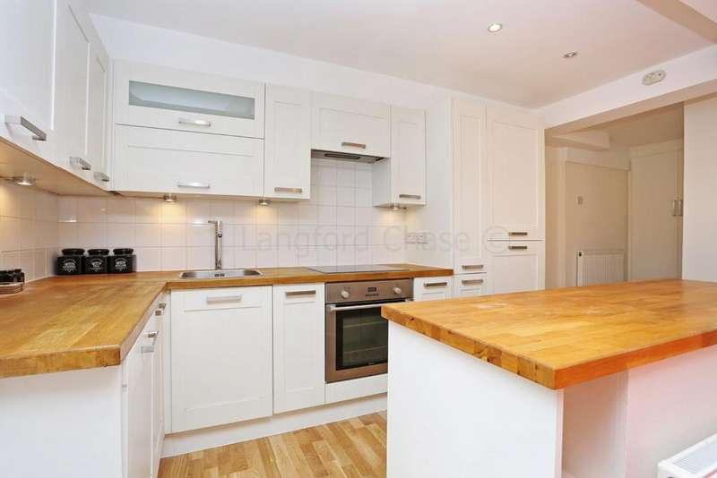 1 Bedroom Flat for sale in Inglewood Road, London, NW6