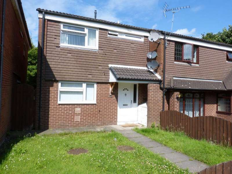 3 Bedrooms House for sale in Inskip, Skelmersdale, WN8