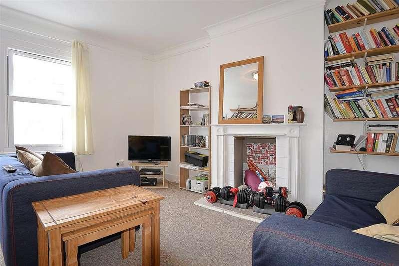 2 Bedrooms Flat for sale in Alderbrook Road, Balham, SW12