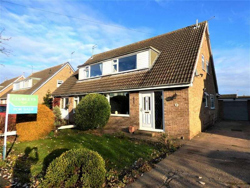 3 Bedrooms Semi Detached House for sale in St. Catherines Drive, Leconfield