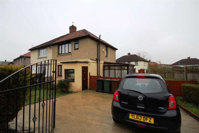 3 Bedrooms Semi Detached House for sale in Boyd Avenue, Bradford, BD3 7DU