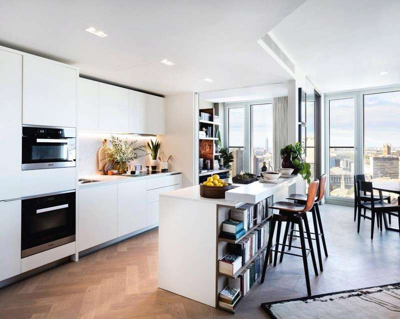 3 Bedrooms Apartment Flat for sale in South Bank Tower, Southbank, SE1