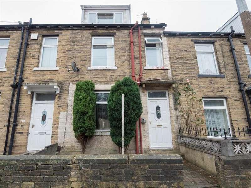 4 Bedrooms Terraced House for sale in Westfield Terrace, Bradford, BD2 4RJ