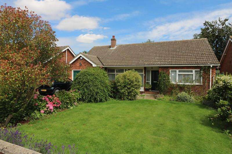 4 Bedrooms Bungalow for sale in Baxter Close, Hingham