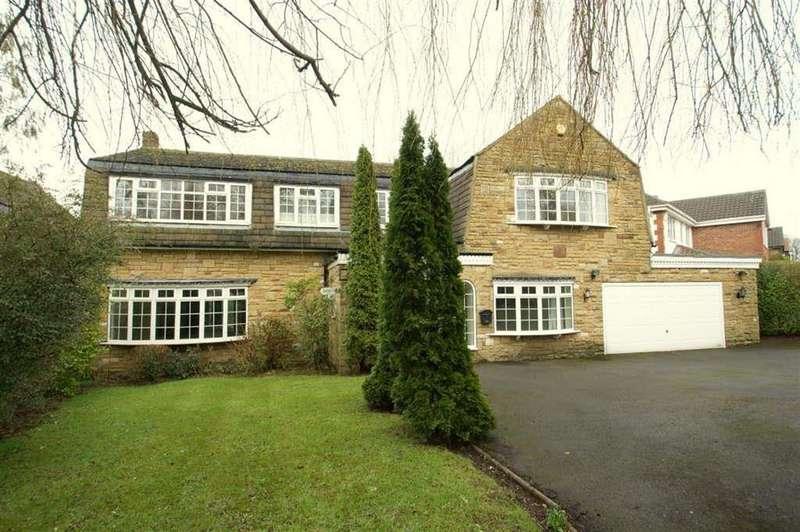 4 Bedrooms Detached House for rent in Sandmoor Drive, Alwoodley, LS17