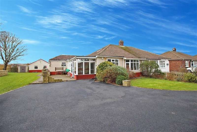 3 Bedrooms Semi Detached Bungalow for sale in Milford Gardens, Newcastle Upon Tyne, NE3