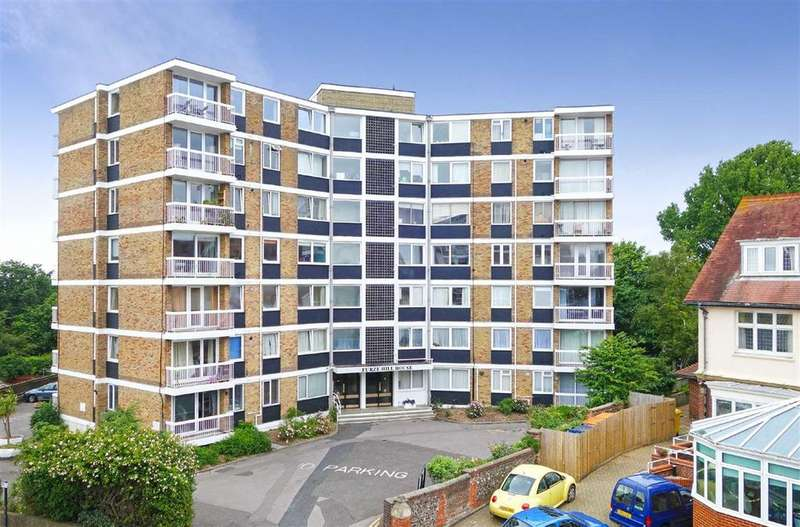 2 Bedrooms Flat for sale in Furze Hill House, Hove