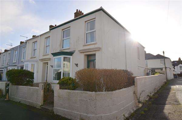 3 Bedrooms End Of Terrace House for sale in FALMOUTH