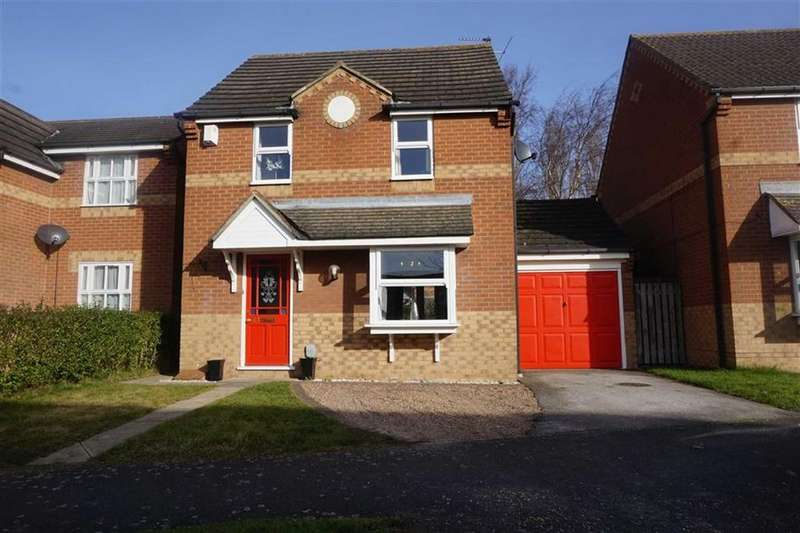 3 Bedrooms Detached House for sale in Blackburn Avenue, Brough, Brough, HU15