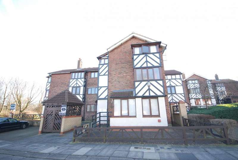 2 Bedrooms Apartment Flat for sale in Bradwell Road, Kenton