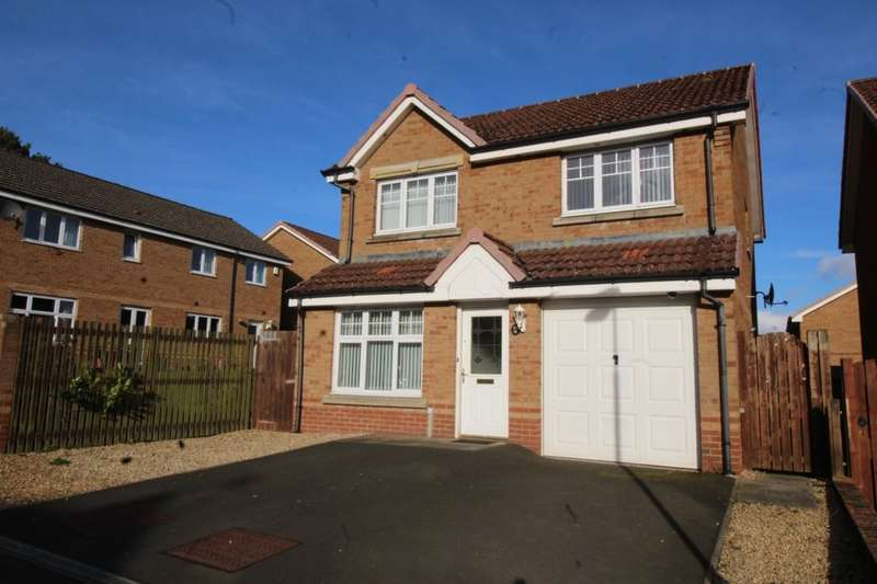 4 Bedrooms Detached House for sale in Chuckethall Place, Livingston, EH54
